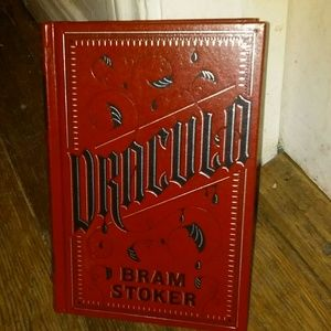 DRACULA Special Edition Hardcover Novel